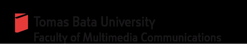 Logo Fakulta multimediálních komunikací UTB