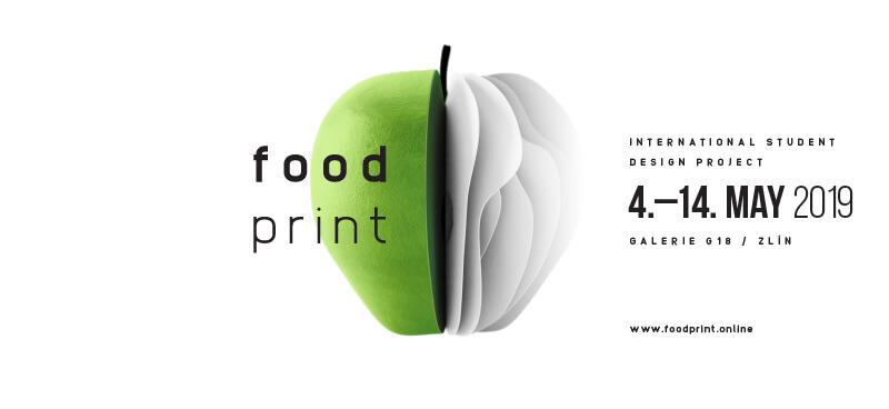 foodprint výstava banner