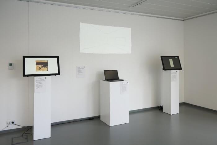 Výstava Podivný semestr