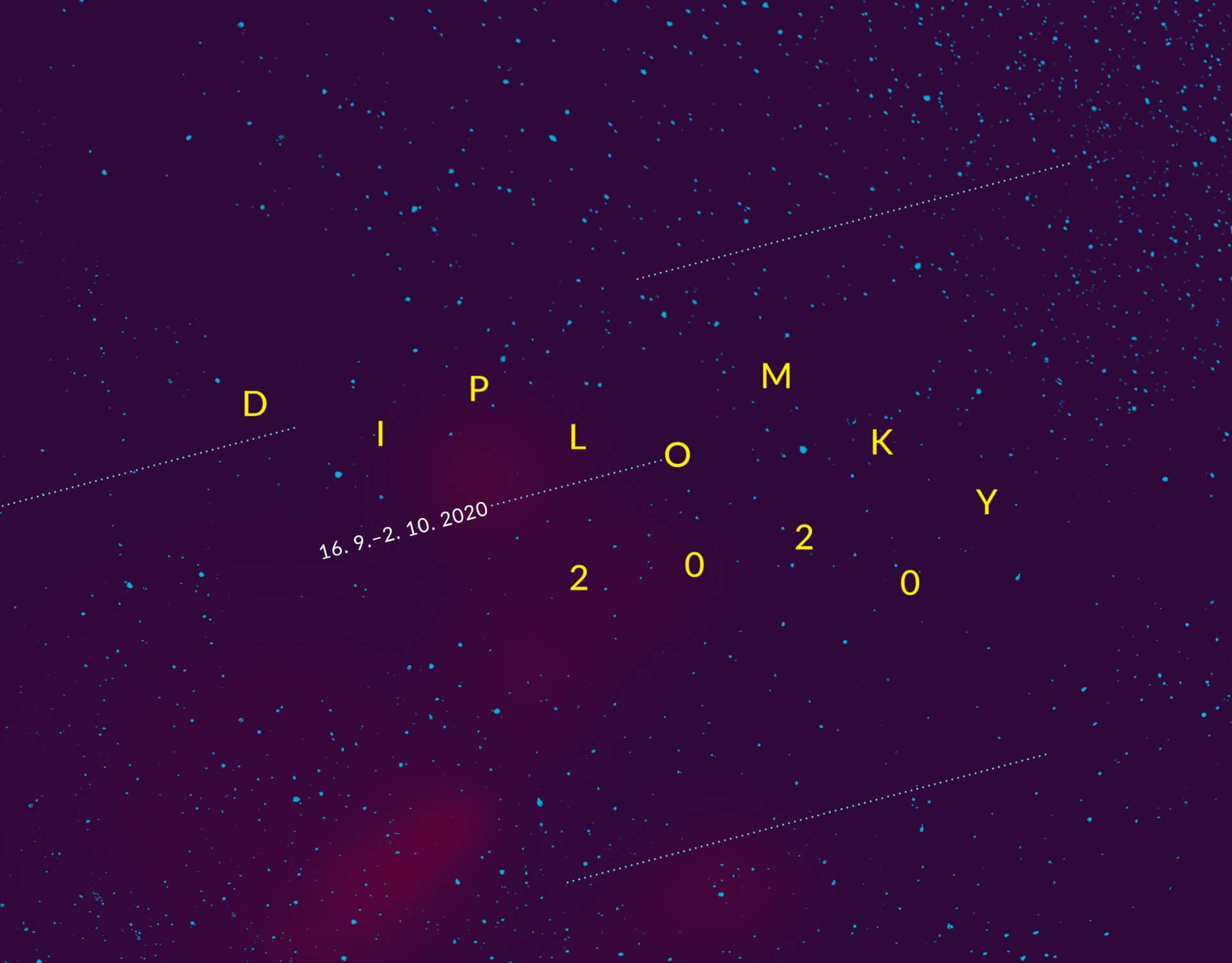 Banner Diplomky 2020