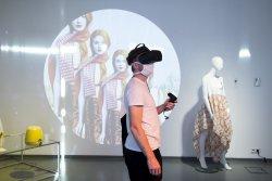 virtuální realita v galerii G18